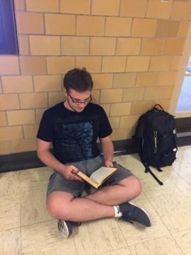 Matt Reading